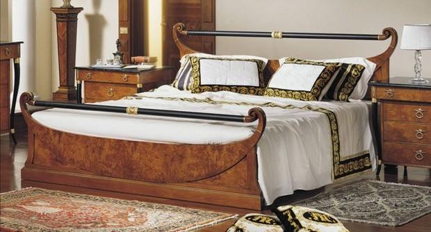 кровать francesco molon