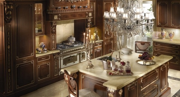 кухня frnacesco molon-1