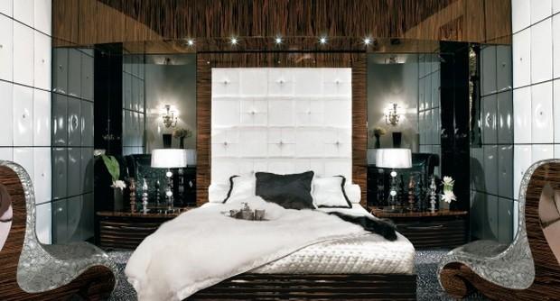 спальня francesco molon